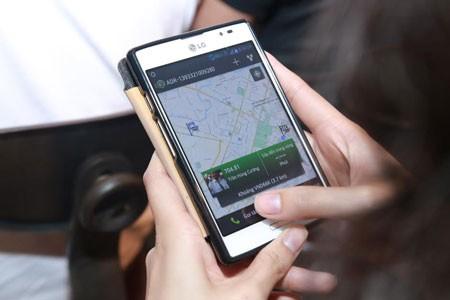 Dịch vụ gọi taxi GrabTaxi bắt đầu được triển khai tại Hà Nội.