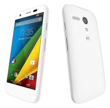 Motorola đã nâng cấp thêm phiên bản Moto G để hỗ trợ khe cắm thẻ nhớ ngoài