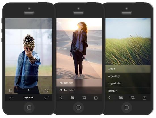 Instagram, phần mềm chỉnh sửa ảnh, ứng dụng iphone