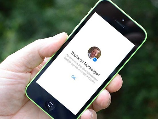 facebook messenger, nhắn tin miễn phí, mạng xã hội