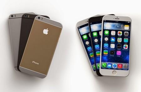 Sản phẩm cũng sẽ có 3 màu để lựa chọn như iPhone 5S hiện nay