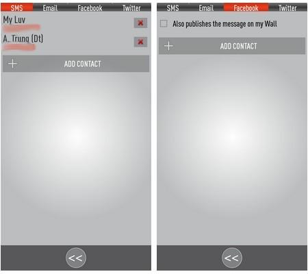 Tự động gửi tin nhắn thông báo đến bạn bè trước khi smartphone hết sạch pin
