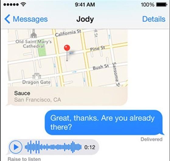14 tính năng nổi trội của hệ điều hành iOS 8
