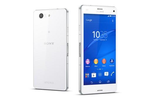 Smartphone Xperia Z3 của Sony thời trang hơn hai phiên bản trước.