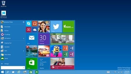 "Nút bấm Start Menu ""lai"" trên Windows 10"