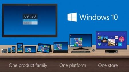Windows 10 sẽ được sử dụng chung trên mọi thiết bị của Microsoft