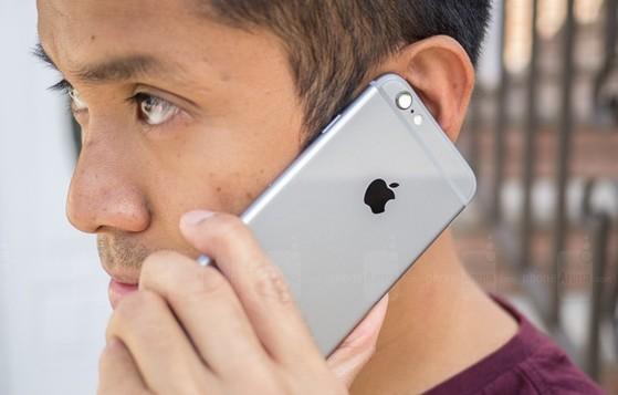 rụng râu, đứt tóc, iPhone 6,