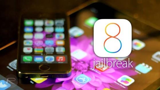 Apple iOS 8.1 đã bị jaibreak