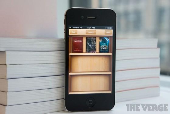 Apple, e-book