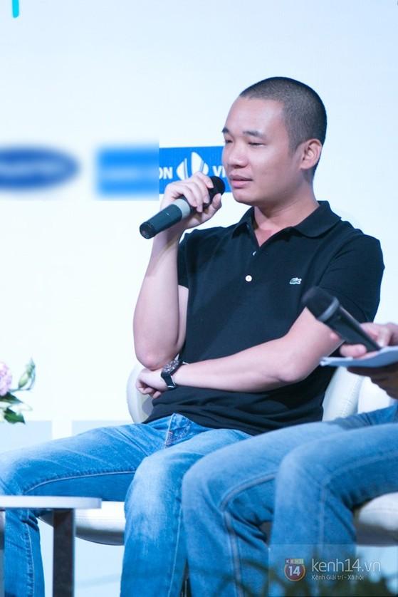 Nguyễn Hà Đông trở thành tâm điểm chú ý với phần trả lời 'siêu ngắn - siêu cá tính' 4