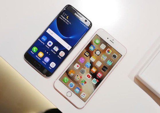 galaxy-s7-vs-iphone
