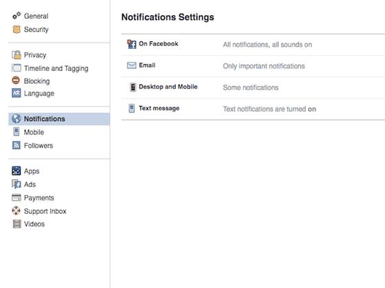 Kích hoạt việc nhận thông báo khi có ai đó live video trên Facebook