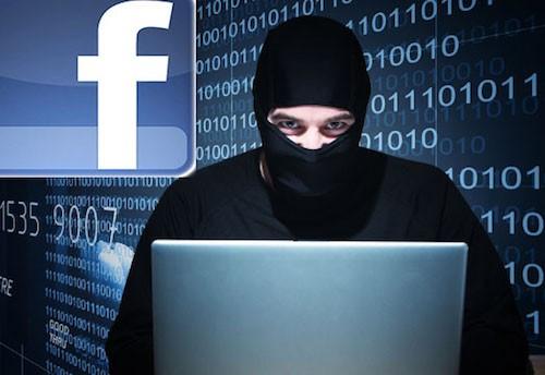 600.000 vụ hack Facebook mỗi ngày