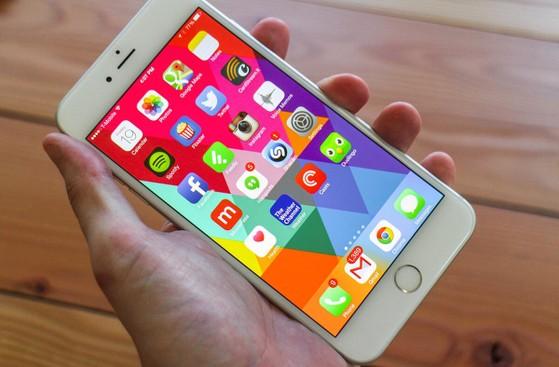 iOS có giao diện đơn giản nhưng mạnh mẽ