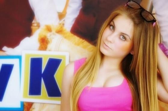 kristina svechinskaya nổi tiếng vì tài năng và vẻ đẹp