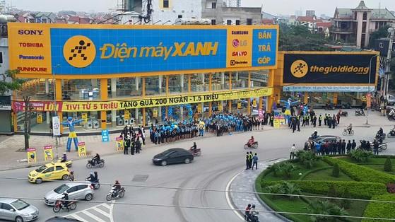Điện Máy Xanh phủ sóng 63 tỉnh thành