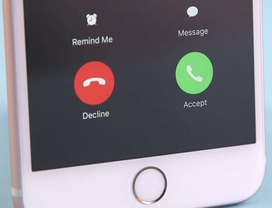 Hai chế độ nhận cuộc gọi khác nhau 1