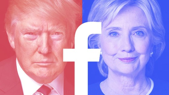 mark zuckerberg vs donald trump