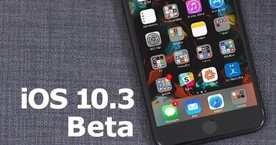 Apple ra mắt iOS 10.3 Beta 6 với nhiều cải tiến