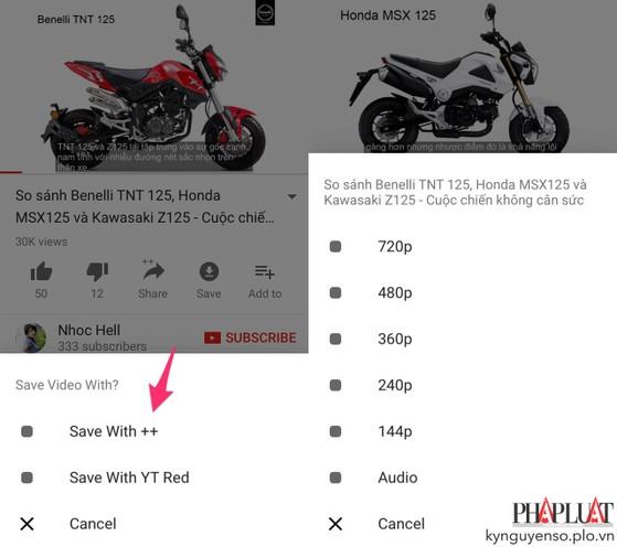 Cách tải video và chặn quảng cáo độc hại trên YouTube