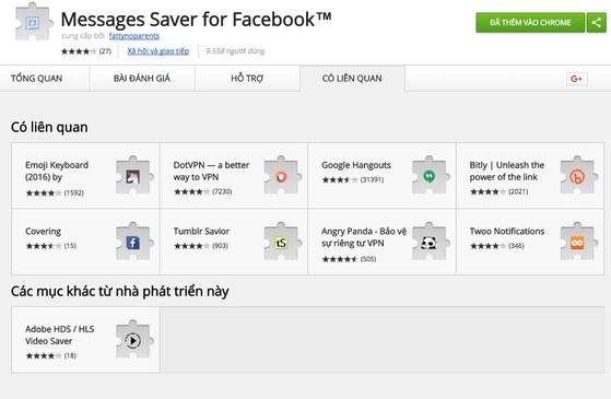 Cách sao lưu toàn bộ tin nhắn trên Messenger | Tạp chí e-CHIP