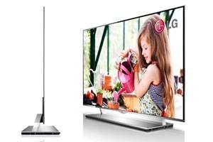 Mẫu TV OLED của LG. Ảnh minh họa. (nguồn: LG)