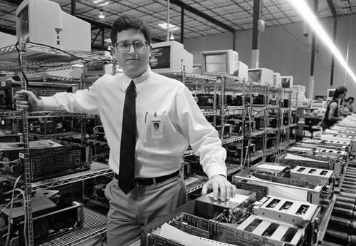 Michael Dell, circa 1987