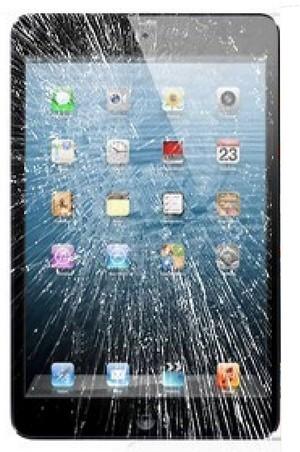 """iPad mini là thiết bị """"mỏng manh"""" và dễ hư hỏng nhất"""