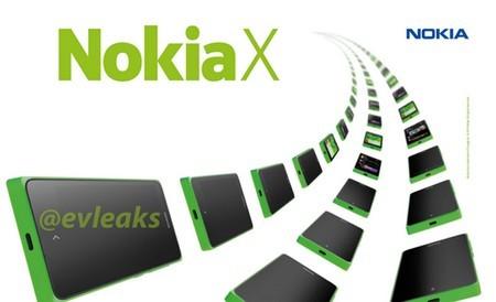 Ảnh chính thức của Nokia X
