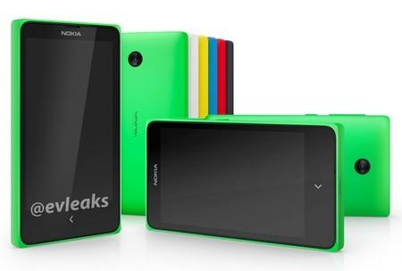 Nokia X sẽ có nhiều màu sắc để lựa chọn