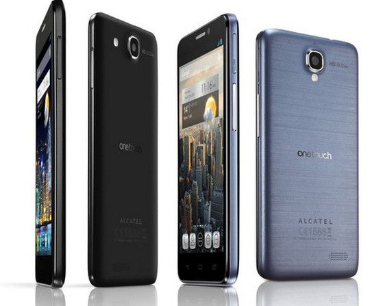 Alcatel One Touch Idol Ultra.