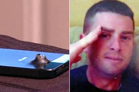 Trung sĩ Shaun Frank và chiếc iPhone 5S đã cứu mạng anh