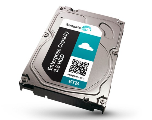 Seagate Enterprise Capacity 3.5 HDD v4.