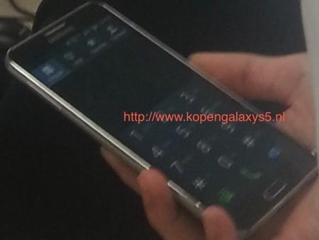 Hình ảnh được cho là thực tế của Galaxy S5 Prime