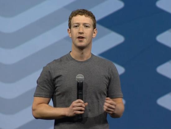 quảng cáo di động, facebook f8, đăng nhập ẩn danh