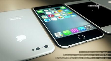 """Ý tưởng về iPhone Goliath có kích thước """"khủng"""" lên đến 5,7-inch"""