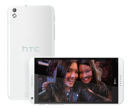 HTC Desire 816. Ảnh: Internet.