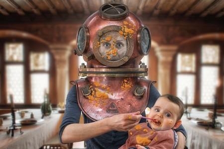Bộ ảnh ngộ nghĩnh của chuyên gia đồ họa dành tặng cho con gái