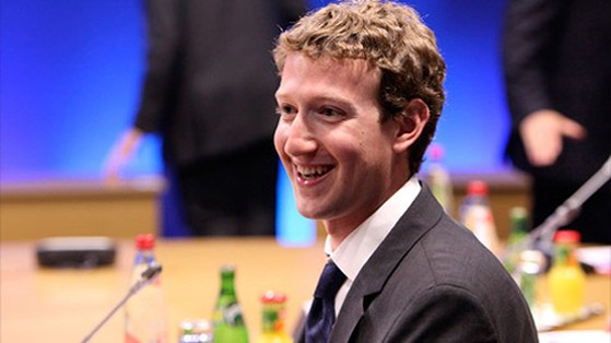 Mark Zuckerburg, Facebook