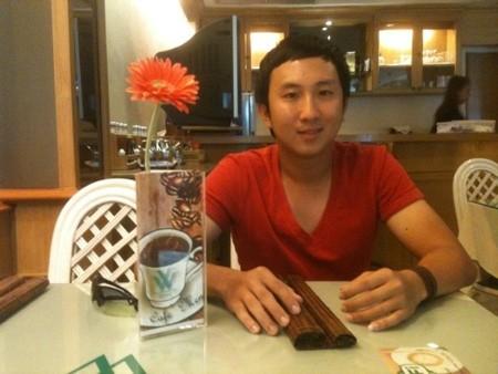 Nguyễn Duy Lâm - một chuyên gia trong lĩnh vực iPhoneoGraphy tại Việt Nam.