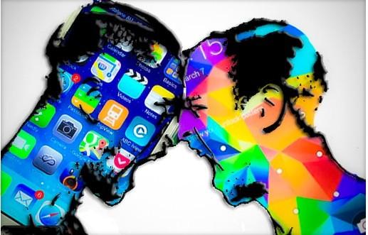 Apple và Samsung tiếp tục đối đầu về vấn đề bản quyền.