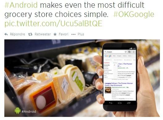 Google, smartphone