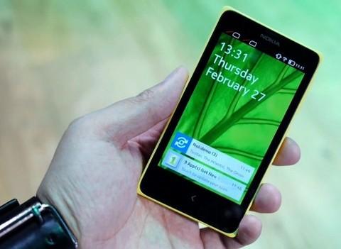 Nokia X, Microsoft