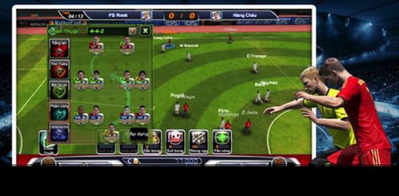 Top 5 game bóng đá cho Android hấp dẫn tháng 7