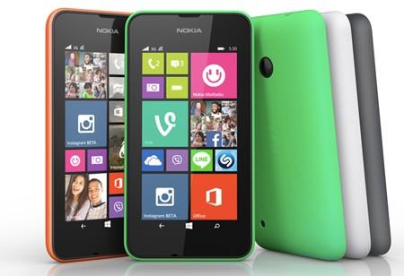 Lumia 530 là phiên bản smartphone Windows Phone giá rẻ nhất hiện nay.