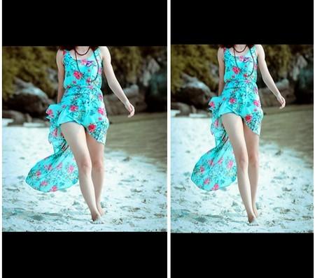 """Hình ảnh trước và sau khi được """"phẫu thuật kéo dài chân"""" bằng ứng dụng Spring - Increase height"""