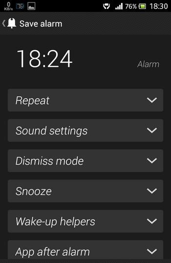 """Ứng dụng báo thức giúp bạn không """"ngủ nướng"""" và tỉnh táo khi thức dậy"""