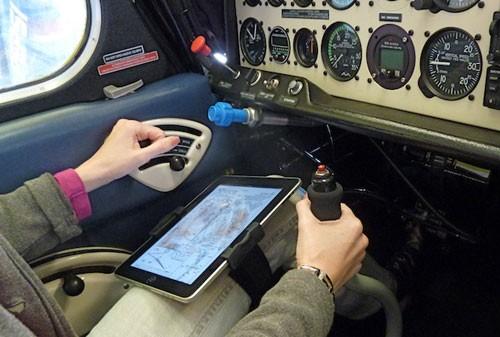 iPad, thảm hoạ, máy bay Boeing 777, Ấn Độ