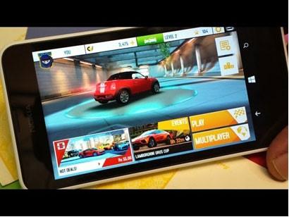 """Trải nghiệm các game di động """"ăn khách"""" trên Lumia 630"""