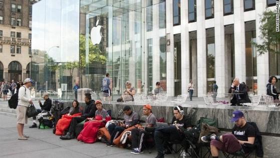 iPhone, 'tình yêu' dành cho iPhone